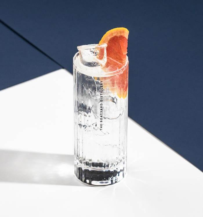 Boatyard Double Gin & Tonic