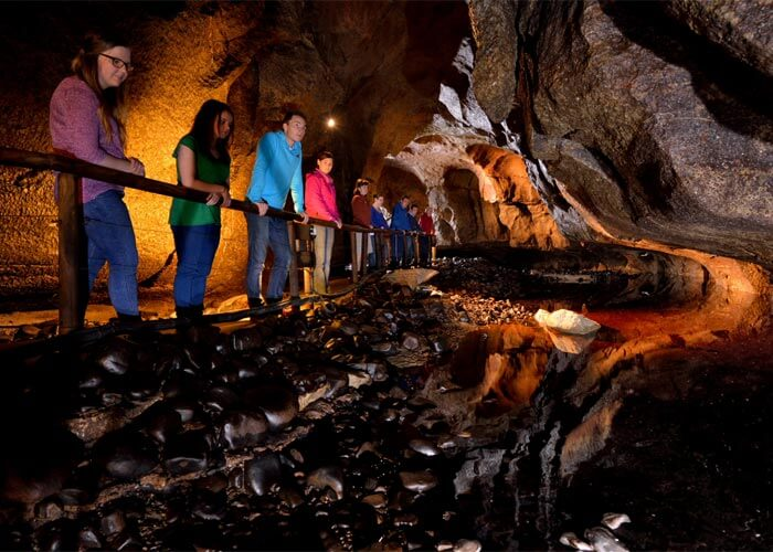 Les cavernes de Marble Arch
