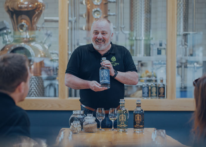 Visites de distillerie